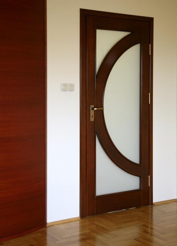 schody drewniane zewnętrzne i wewnętrzne